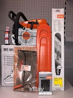 STIHL-MS-461 50cm Chainsaw NEW ORIGINAL! STIHL 170 180 211 271 461