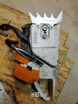 STIHL MS 461 CHAINSAW power head