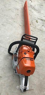 STIHL MS 661C Chainsaw with 36 light bar