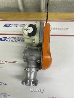STIHL OEM POLE SAW GEARHEAD +12 inch Bar and Chain