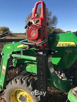 SawHaul Chainsaw Mount Holder ATV UTV Tractor For Stihl & All Brands! USA MADE