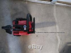 Solo 634 Chainsaw Top Handle Clean Runs Chain Saw Similar To Older Stihl Miodels