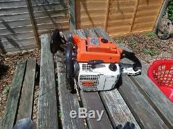 Sthil 076av Chainsaw Good Working Order