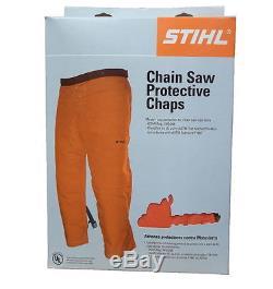 Stihl 0000-886-3905 OSHA Approved ProMark Chainsaw Protective Apron Chaps