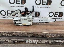Stihl 009 Chainsaw VERY NICE 40CC 1-OWNER SAW With 12 Bar/Chain SHIPS FAST