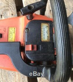 Stihl 011AV Chainsaw with bar chain Good trim saw made in USA