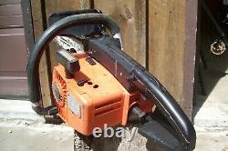 Stihl 015AV Chainsaw chain saw runs 011 015 012 010 020 av