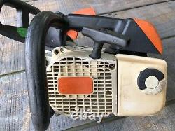 Stihl 020T / MS200T Professional Top Handle Arborist Chain Saw