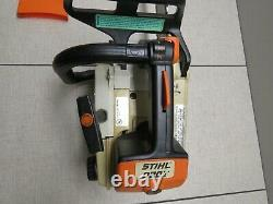 Stihl 020T Professional Top Handle Arborist Chain Saw