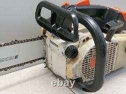 Stihl 020T Professional Top Handle Arborist Chain Saw #2