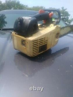 Stihl 020t chainsaw top handle chainsawithclimbing saw runs