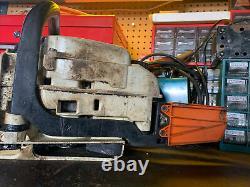 Stihl 021 Chainsaw 16 Bar & Chain complete runs & idles good MS 210 chain saw
