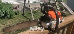 Stihl 024 Woodboss 16 Gas Chainsaw Chain Saw