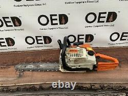 Stihl 025 Chainsaw LIGHTLY USED 45CC 1-OWNER SAW With 16 Bar/Chain SHIPS FAST