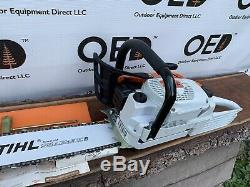 Stihl 026 Chainsaw BRAND NEW OEM VINTAGE CHAINSAW NOS With CASE & EXTRAS