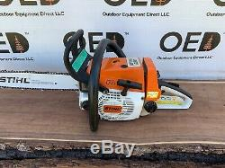 Stihl 026 Chainsaw LIGHTLY USED 1 OWNER SAW 16 New Bar & Chain - SHIPS FAST