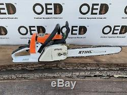 Stihl 026 Chainsaw LIGHTLY USED EARLY MODEL With NEW 16 Bar/Chain SHIPS FAST