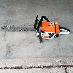 Stihl 026 Chainsaw Used in good working condition