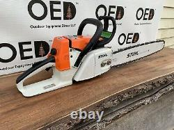 Stihl 026 Chainsaw VERY NICE 49CC Saw With 20 Bar & NEW Chain Ships FAST