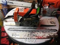 Stihl 026 Chainsaw with bar and Chain