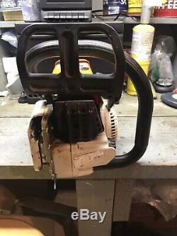 Stihl 026 Pro chainsaw