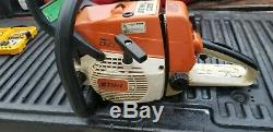Stihl 026 Pro chainsaw, very nice saw, 20bar and chain(FREE SHIPPING)