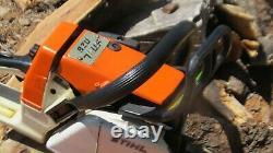 Stihl 026 chain saw, 18 inch bar