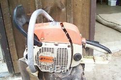 Stihl 028AV Chainsaw Chain saw 028 034 026 AV WB Farm Boss runs parts only