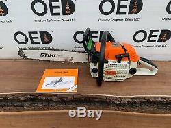 Stihl 028 AV SUPER Chainsaw LIGHTLY USED SAW! 51.4CC 18 Bar/Chain SHIPS FAST