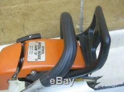 Stihl 028 Av 028av 47cc 3.2hp Saw + 18 New Bar+chain! 1118 Family 028wb Av Sup