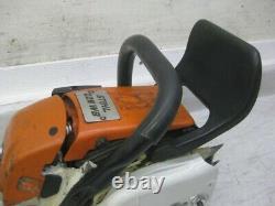 Stihl 028 Wb 028wb 43cc 2.8hp Saw + 18 Bar+chain! 1118 Family Wb Av Super