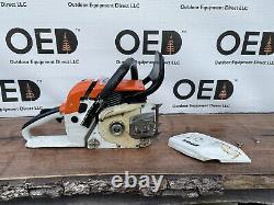 Stihl 028 Wood Boss Chainsaw NICE 47CC Saw With 18 Bar & NEW Chain ShipsFAST