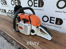 Stihl 028 Wood Boss Chainsaw STRONG RUNNING 47CC Saw With 18 Bar&Chain FastShip