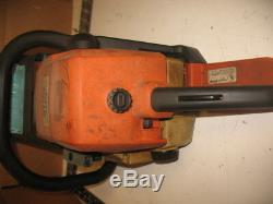 Stihl 029 Chainsaw Chain Saw Vintage OEM Runs really good. Ms290