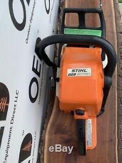 Stihl 029 SUPER Farm Boss Chainsaw NICE SHAPE 56.5CC 20 SHIPS FAST MS290
