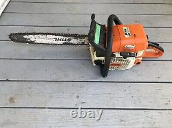 Stihl 029 Super 18 Chainsaw Chain Saw