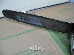 Stihl 034 AV super chainsaw 20 Bar