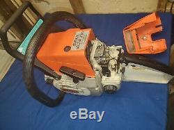 Stihl 034 av chainsaw