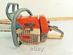 Stihl 036 Chain Saw
