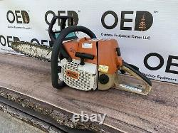 Stihl 036 PRO Chainsaw STRONG RUNNING 62cc Saw With 18 Bar&New Chain SHIPS FAST