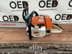 Stihl 036 PRO Chainsaw VERY NICE USED 62cc Saw With NEW 20 Tsumura Bar/Chain MS