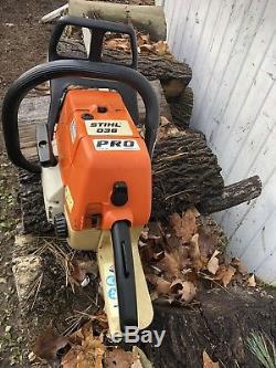 Stihl 036 Pro Chainsaw 20
