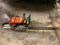 Stihl 038 AV Magnum Chainsaw with20 bar & chain Saw