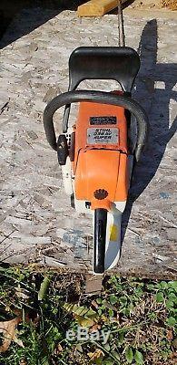 Stihl 038 Magnum Chainsaw 20 bar and chain