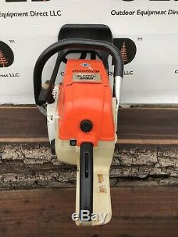 Stihl 038 Magnum Chainsaw OEM Chainsaw LOOK & READ! / Ships Fast