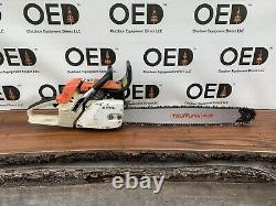 Stihl 038 Magnum Chainsaw -STRONG RUNNING 72CC Saw With NEW 24 Bar&Chain FastShip