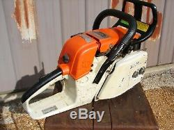 Stihl 038 Magnum chainsaw, 161 psi, nice running collector saw for Christmas