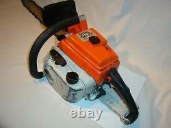 Stihl 041 AV Electronic Quickstop chainsaw chain saw, 20 Bar & Chain, Clean Saw