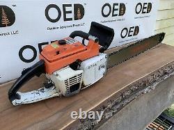 Stihl 041 AV Farm Boss Chainsaw 61cc Saw NEW 24 Tsumura Bar/Chain Ships Fast