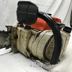 Stihl 041 Farmboss 20 Bar Gas Chain Saw For Parts Or Repair
